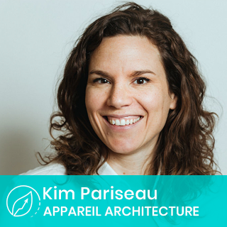 Kim Pariseau Architecte