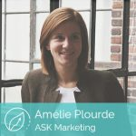 Amélie Plourde ASK Marketing